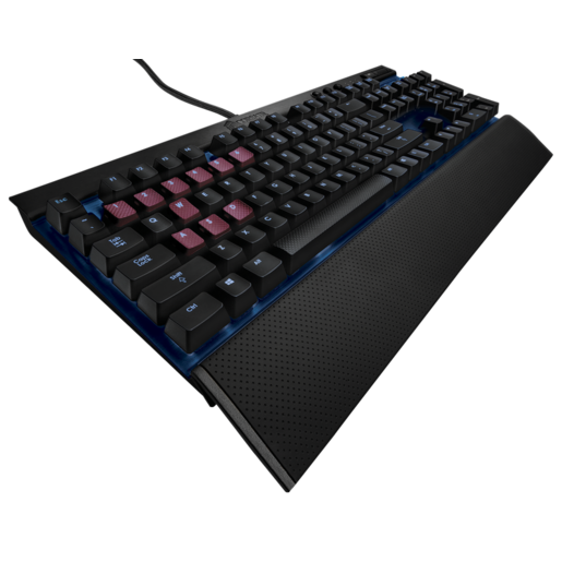 VENGEANCE K70 Mechanical Gaming Keyboard — Blue LED — CHERRY® MX Red