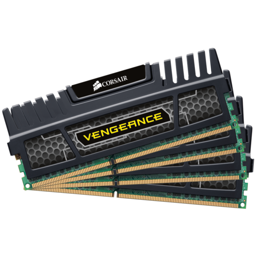 Vengeance® — 8GB Dual/Quad Channel DDR3 Memory Kit