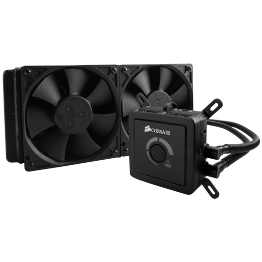 Hydro Series™ H80 High Performance Liquid CPU Cooler