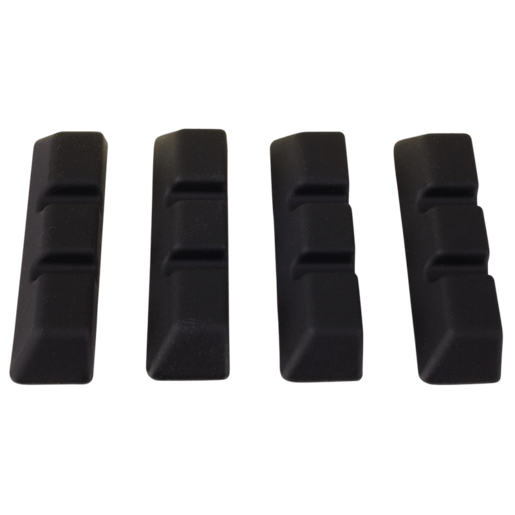 Carbide Series™ Air 240 Replacement Rubber Case Feet