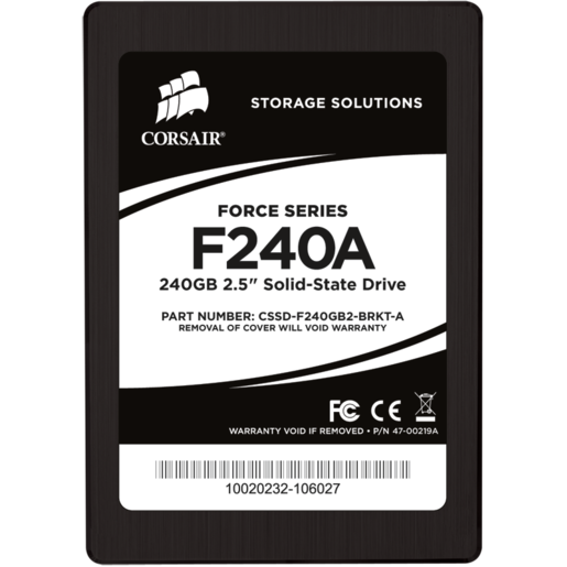 Force Series™ F240A Solid-State Hard Drive