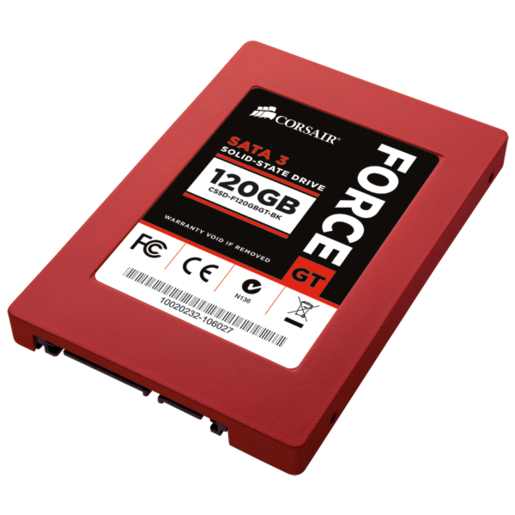Force Series™ GT 120GB SATA 3 6Gb/s Solid-State Hard Drive