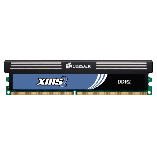 XMS2 — 4GB Dual Channel DDR2 Memory Kit
