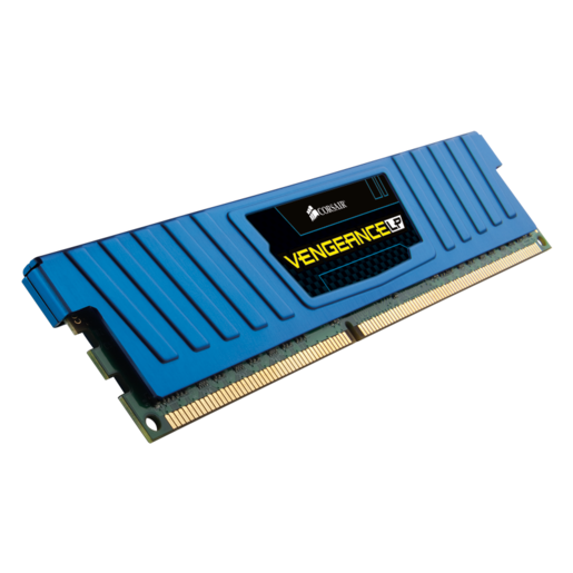 Vengeance® Low Profile — 8GB DDR3 Memory Kit