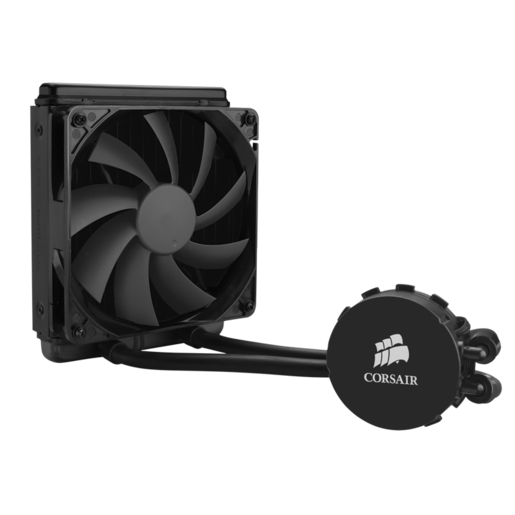 Hydro Series™ H90 140mm High Performance Liquid CPU Cooler