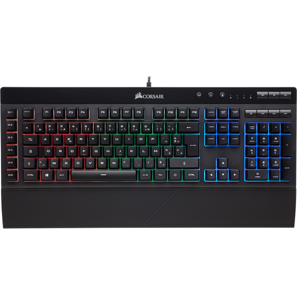 K55 RGB Gaming Keyboard (FR)