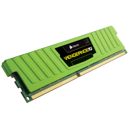 Vengeance® Low Profile — 8GB (2 x 4GB) DDR3 DRAM 2133MHz CL11 Memory Kit