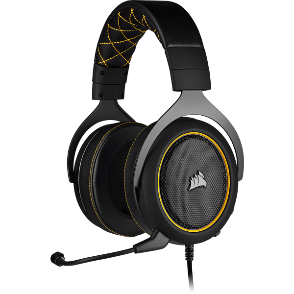 HS60 PRO SURROUND Gaming Headset — Yellow