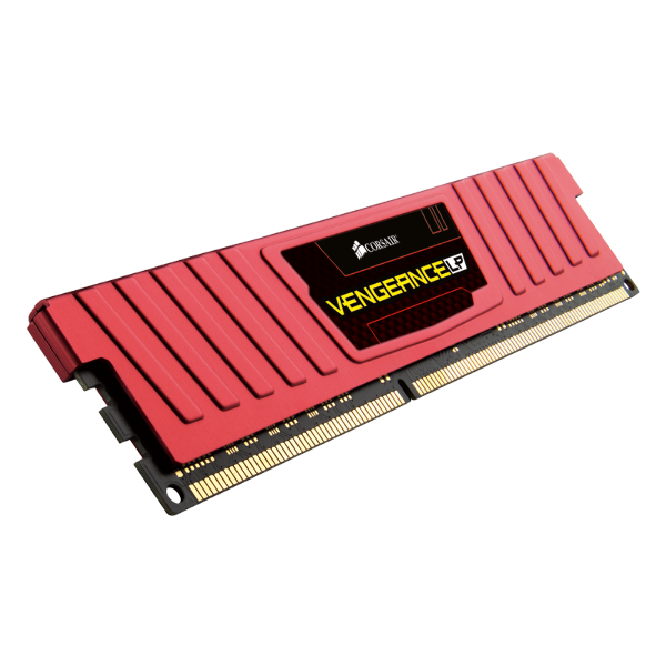 VENGEANCE® LP 8GB (2x4GB) DDR3L DRAM 1600MHz C9 Memory Kit