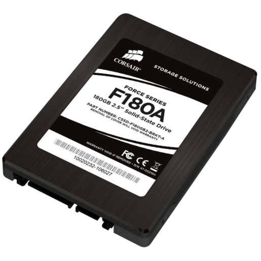 Force Series™ F180A Solid-State Hard Drive