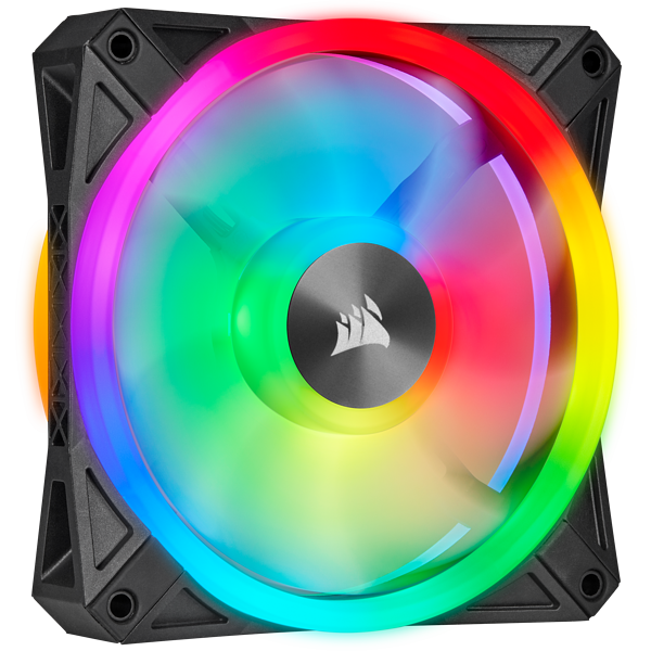 iCUE QL120 RGB 120mm PWM Single Fan