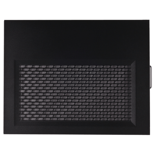 Obsidian Series™ 250D Left Solid Side Panel, Black