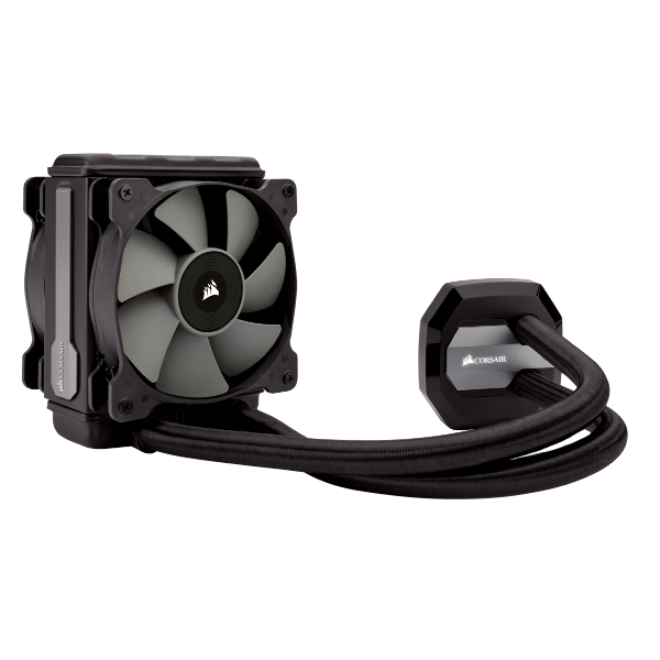 Hydro Series™ H80i v2 High Performance Liquid CPU Cooler (Refurbished)