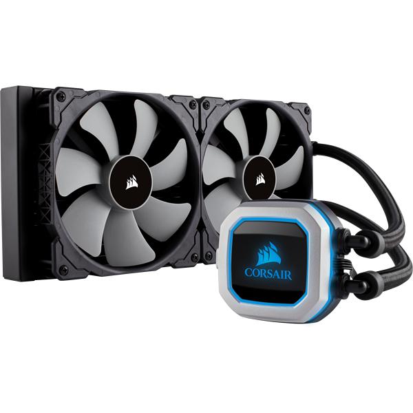 Hydro Series™ H115i PRO RGB 280mm Liquid CPU Cooler