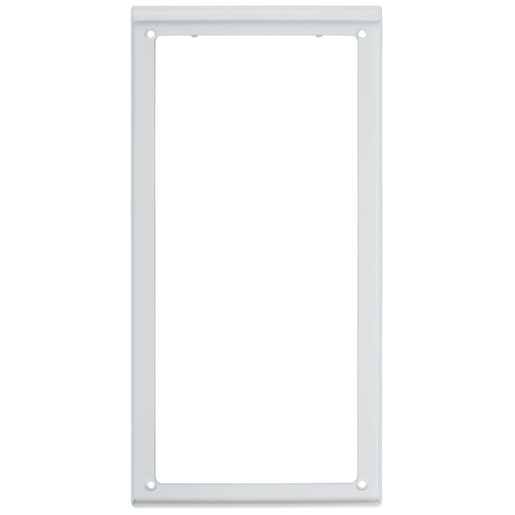 Crystal 460X RGB White Front Tempered Glass Bezel