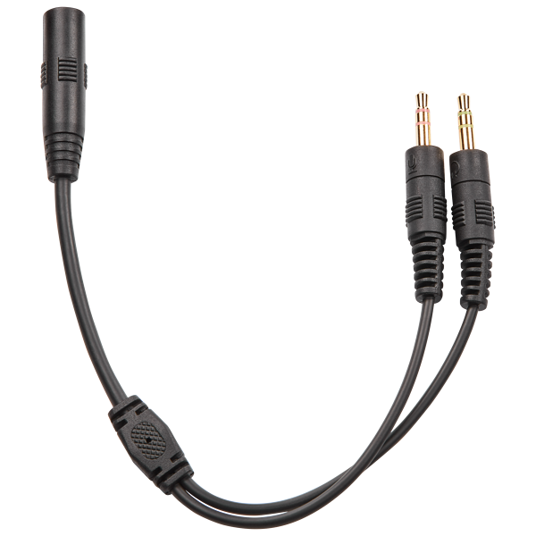 Y Adapter Cable for PC (3.5mm)