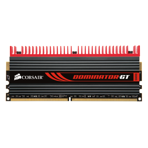 DOMINATOR® GT with DHX Pro Connector and Airflow II Fan — 8GB Dual Channel DDR3 Memory Kit