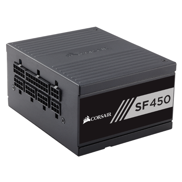 SF Series™ SF450 — 450 Watt 80 PLUS® Gold Certified High Performance SFX PSU (KR)