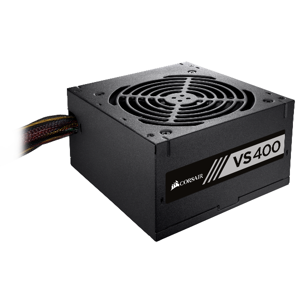 VS Series™ VS400 — 400 Watt 80 PLUS® White Certified PSU