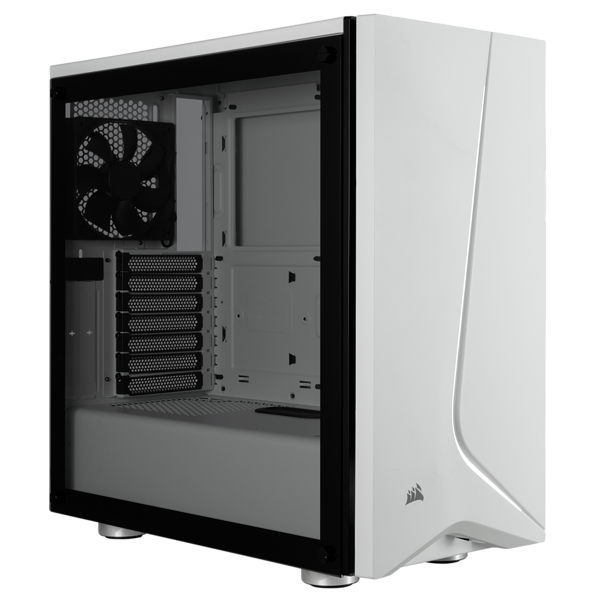 Carbide SPEC-06 Tempered Glass Case — White
