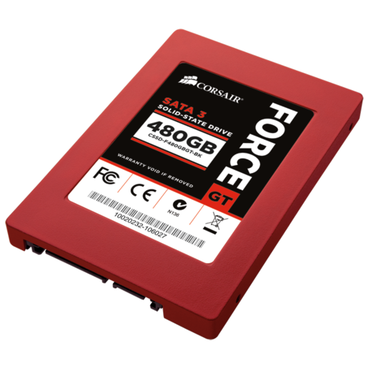 Force Series™ GT 480GB SATA 3 6Gb/s Solid-State Hard Drive