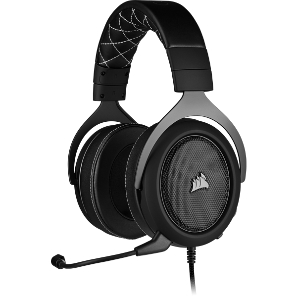 HS60 PRO SURROUND Gaming Headset — Carbon (EU)