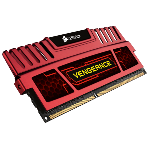 VENGEANCE® — 16GB Dual/Quad Channel DDR3 Memory Kit