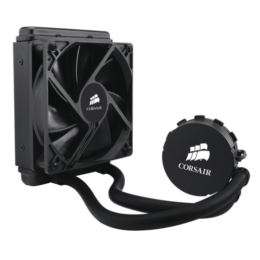Hydro Series™ H50 Quiet CPU Cooler