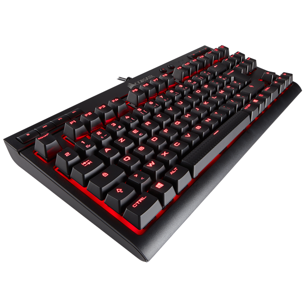 Clavier gaming mécanique compact K63 — CHERRY® MX Red (FR)