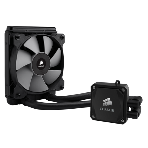 Hydro Series™ H60 High Performance Liquid CPU Cooler (Refurbished)