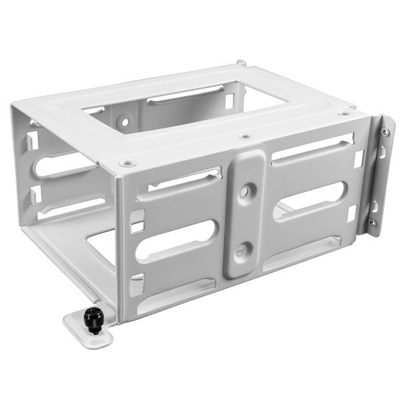 Crystal 280X HDD Cage, White