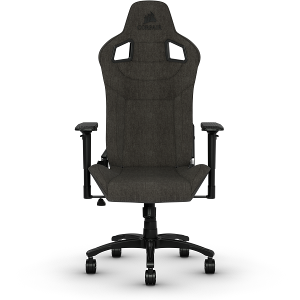 T3 RUSH Gaming Chair — Charcoal (UK)