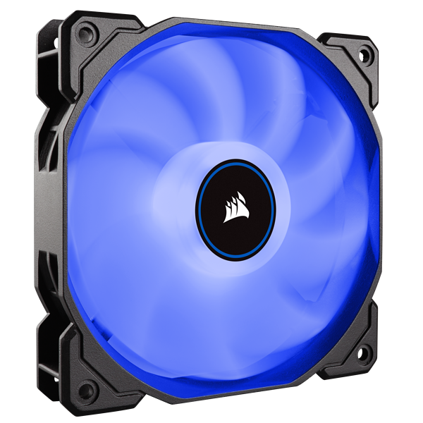Air Series™ AF140 LED (2018) Blue 140mm Fan Single Pack