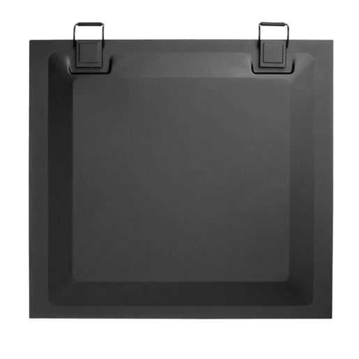 VENGEANCE Series™ C70 Solid Side Panel Black