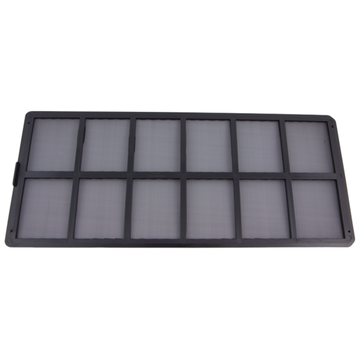 Carbide 400R Case - Dust Filter (black)