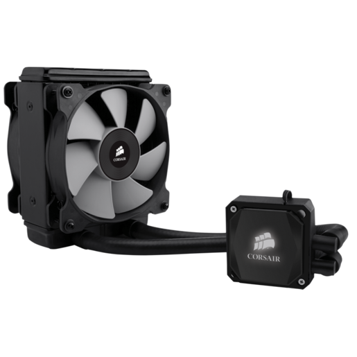 Hydro Series™ H80i High Performance Liquid CPU Cooler