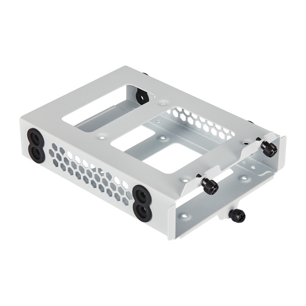 Carbide 678C HDD Cage, White