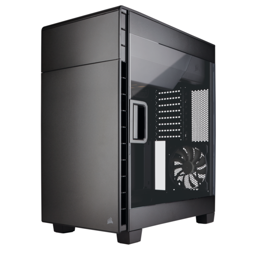 Carbide Series™ Clear 600C Inverse ATX Full-Tower Case