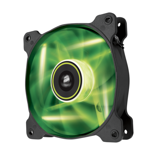 Air Series™ SP120 LED Green High Static Pressure 120mm Fan