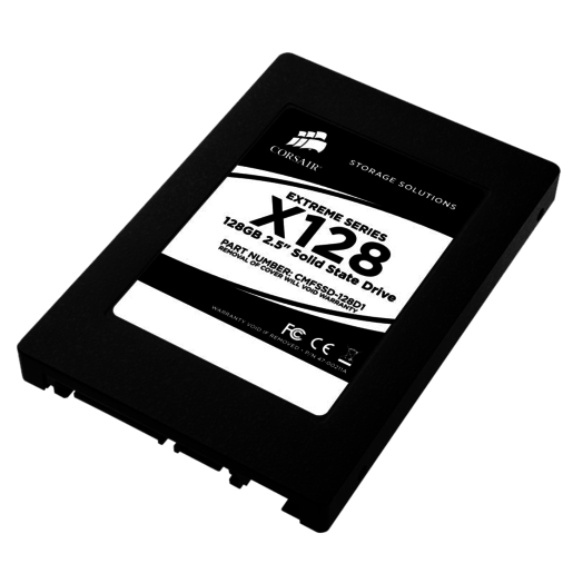 Extreme Series™ X128 Solid-State Hard Drive