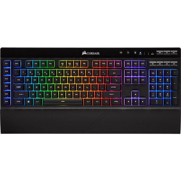 K57 RGB WIRELESS Gaming Keyboard (UK)