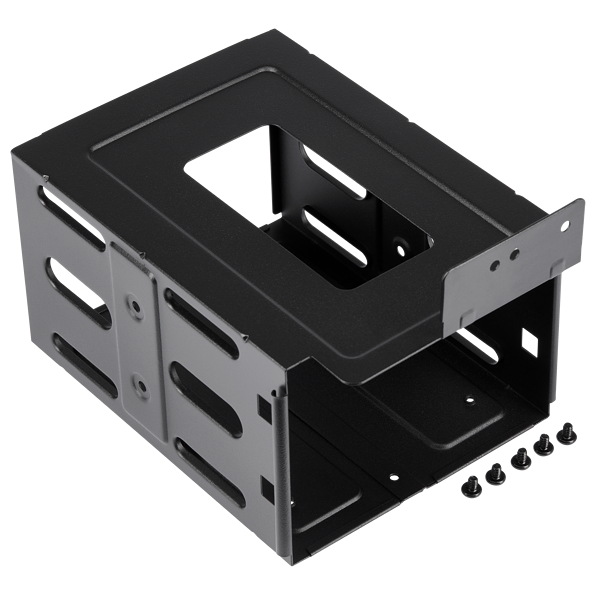 Carbide SPEC-DELTA RGB HDD Cage, Black