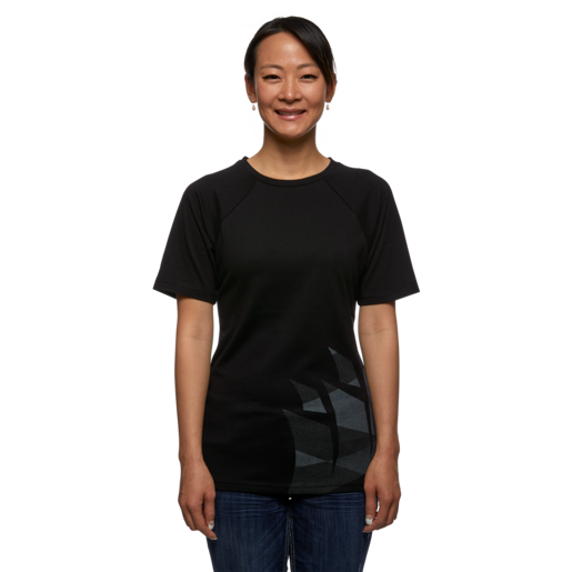 CORSAIR Obsidian Graphic Tee — Ladies Cut Large