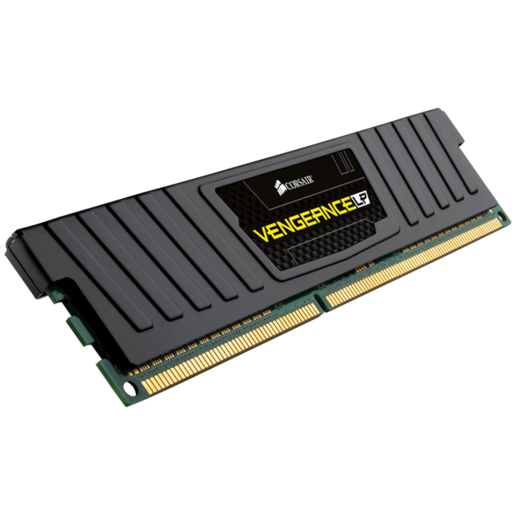 VENGEANCE® Low Profile — 4GB DDR3 Memory Kit