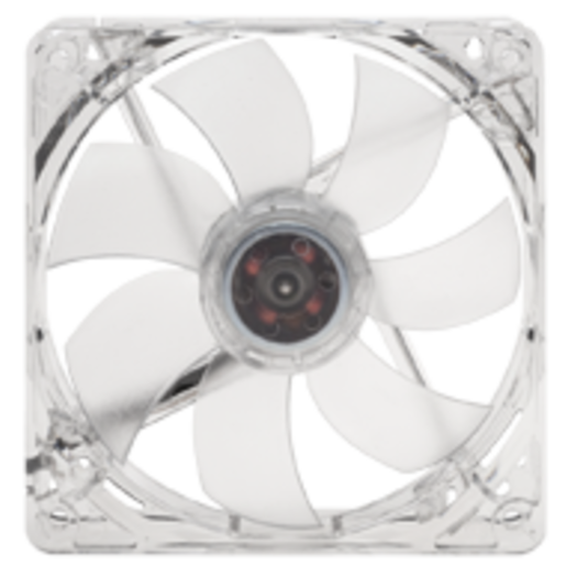 Graphite Series™ 230T 120mm Replacement Fan Red LED