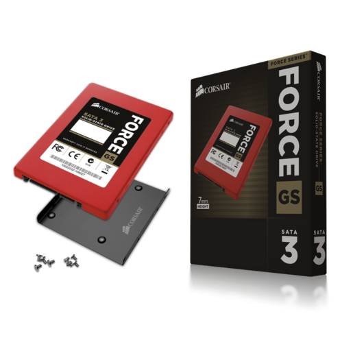 Force Series™ GS 128GB SATA 3 6Gb/s Solid-State Hard Drive