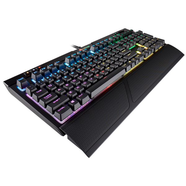 STRAFE RGB MK.2 Mechanical Gaming Keyboard — CHERRY® MX Silent (TW)
