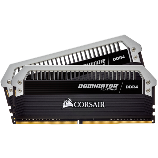 Комплект памяти DOMINATOR® PLATINUM 32 Гб (2 x 16 Гб) DDR4 DRAM 2666 МГц C15