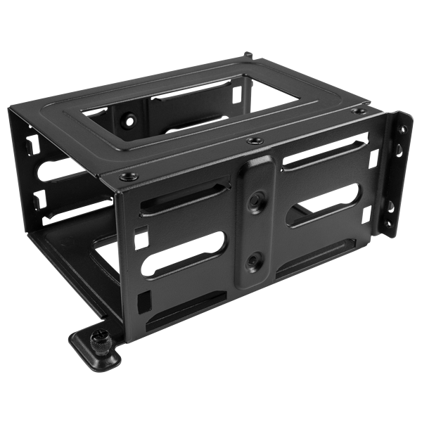 Crystal 280X HDD Cage, Black