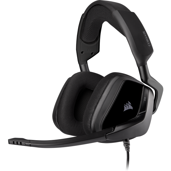 VOID ELITE SURROUND Premium Gaming-Headset mit 7.1-Surround-Sound – Carbon